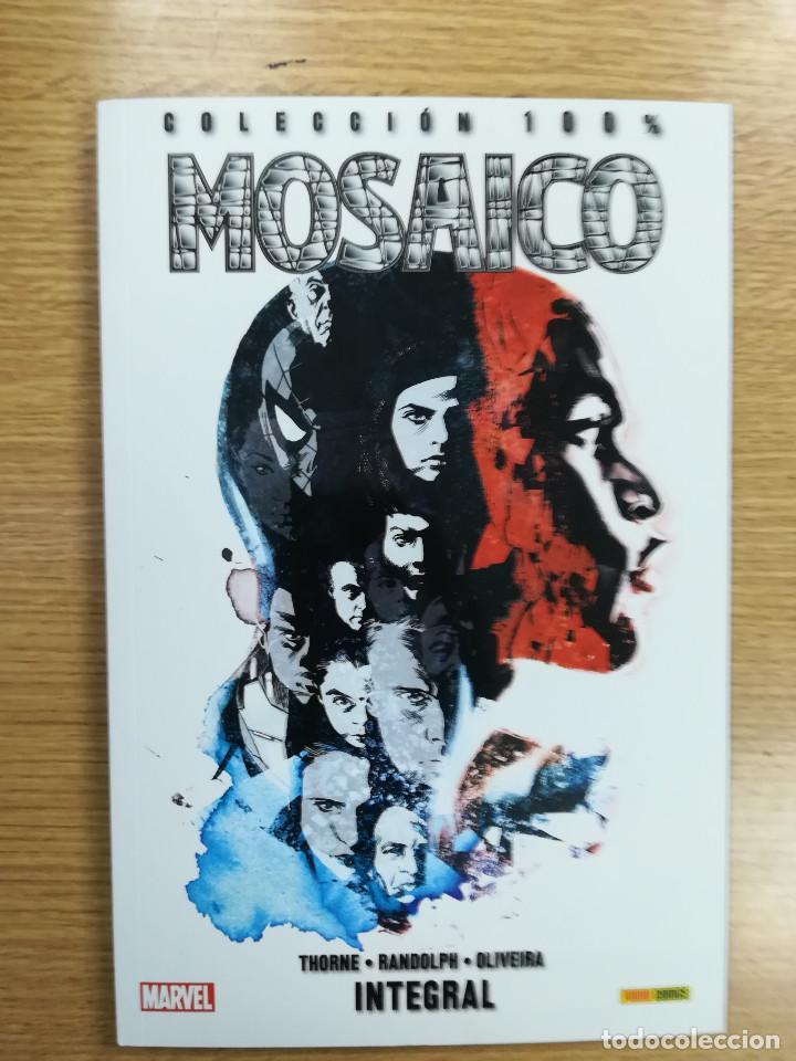 MOSAICO INTEGRAL (100% MARVEL) (Tebeos y Comics - Panini - Marvel Comic)
