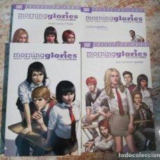 Cómics: MORNING GLORIES COLECCIÓN COMPLETA 1-4. Lote 97908099