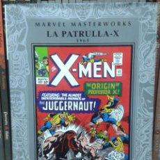 Cómics: MARVEL MASTERWORKS. LA PATRULLA X 2. AÑO 1965, DE STAN LEE Y JACK KIRBY. Lote 97964663