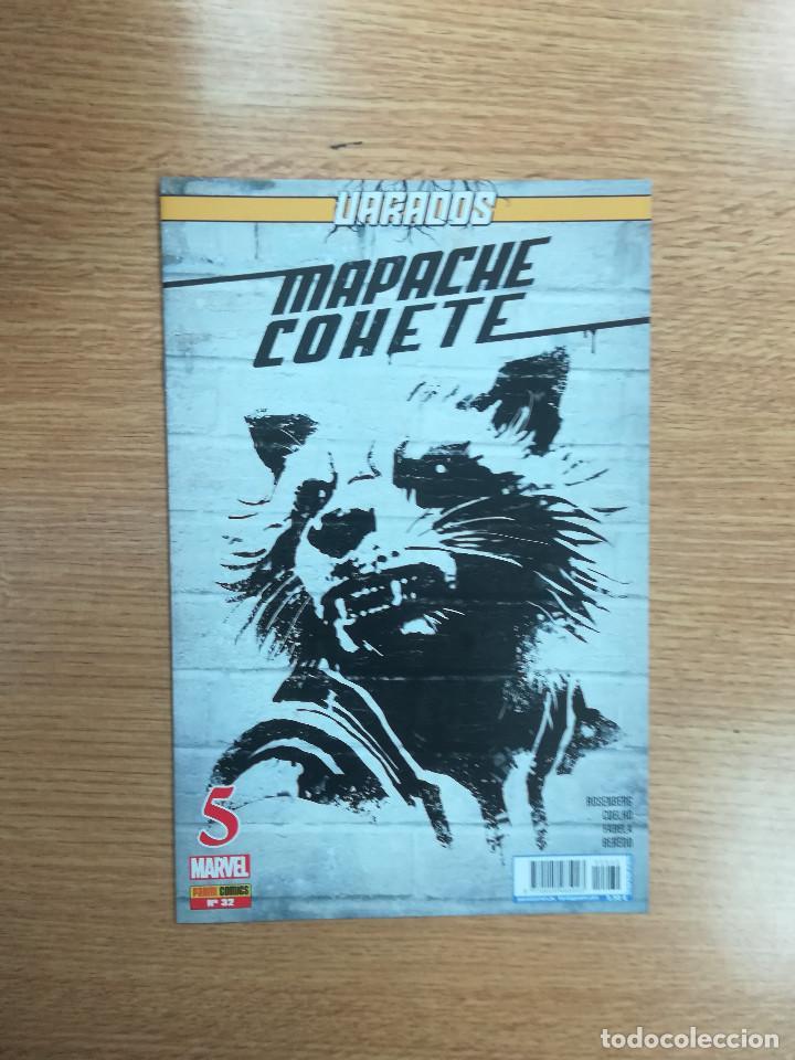 MAPACHE COHETE #5 (MAPACHE COHETE #32) (Tebeos y Comics - Panini - Marvel Comic)