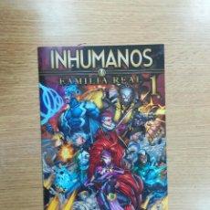 Cómics: INHUMANOS #38 - FAMILIA REAL #1. Lote 100321842