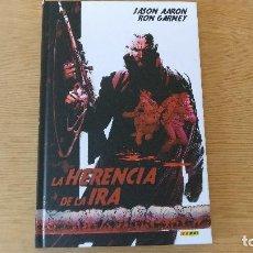 Cómics: LA HERENCIA DE LA IRA, DE PANINI COMICS (JASON AARON & RON GARNEY). Lote 97990607