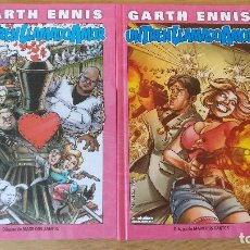 Cómics: UN TREN LLAMADO AMOR, DE PANINI COMICS (GARTH ENNIS & MARK DOS SANTOS). Lote 97991371
