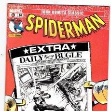 Cómics: SPIDERMAN JOHN ROMITA CLASSIC NÚMERO 84.. Lote 98038727