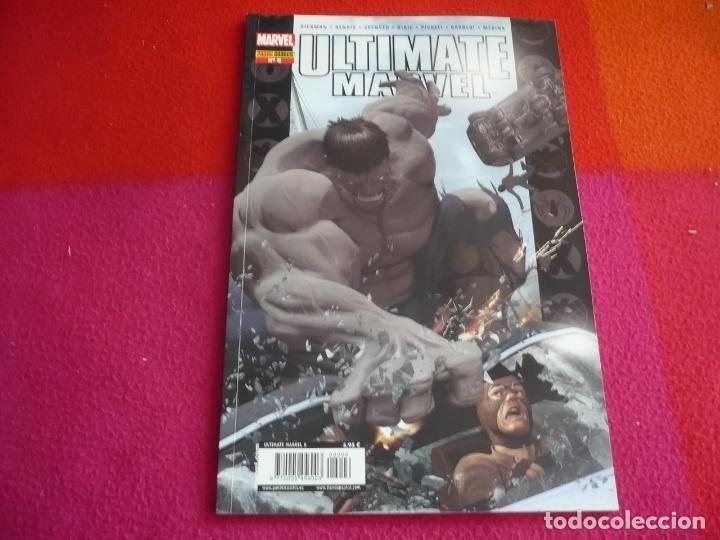 ULTIMATE MARVEL 6 ( BENDIS HICKMAN SPENCER RIBIC ) ¡MUY BUEN ESTADO! SPIDERMAN X MEN ULTIMATES (Tebeos y Comics - Panini - Marvel Comic)
