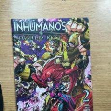 Cómics: INHUMANOS #39 - FAMILIA REAL #2. Lote 100321846