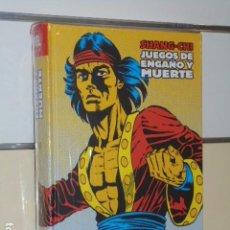 Cómics: SHANG-CHI Nº 2 JUEGOS DE ENGAÑO Y MUERTE MARVEL LIMITED EDITION - PANINI . Lote 98397027