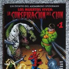 Cómics: EL ASOMBROSO SPIDERMAN - Nº 124 - CUBIERTA ALTERNATIVA - PANINI - SNZBCN. Lote 98467231