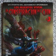 Cómics: EL ASOMBROSO SPIDERMAN - Nº 126 - PANINI - SNZBCN. Lote 98467731