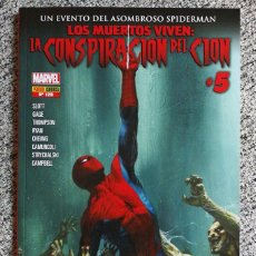 Cómics: EL ASOMBROSO SPIDERMAN - Nº 128 - PANINI - SNZBCN. Lote 98467983