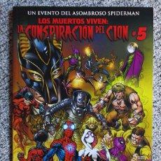 Cómics: EL ASOMBROSO SPIDERMAN - Nº 128 - CUBIERTA ALTERNATIVA - PANINI - SNZBCN. Lote 98468015