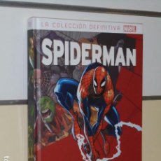 Cómics: LA COLECCION DEFINITIVA MARVEL Nº 58 SPIDERMAN SPIDER - ISLAND - PANINI - OFERTA. Lote 98486951