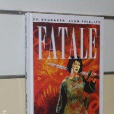 Cómics: FATALE Nº 3 AL OESTE DEL INFIERNO ED BRUBAKER SEAN PHILLIPS - PANINI - OFERTA. Lote 98488235