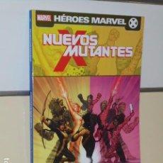 Cómics: HEROES MARVEL NUEVOS MUTANTES Nº 6 LUCHA POR EL FUTURO - PANINI - OFERTA. Lote 98488927