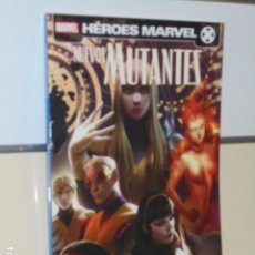 Cómics: HEROES MARVEL NUEVOS MUTANTES Nº 4 CABOS SUELTOS - PANINI - OFERTA. Lote 98489111