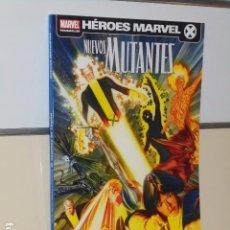 Cómics: HEROES MARVEL NUEVOS MUTANTES Nº 1 EL REGRESO DE LEGION - PANINI - OFERTA. Lote 98489235