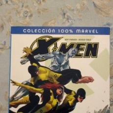 Cómics: COLECCIÓN 100% MARVEL X-MEN PRIMERA CLASE TOMO 1, DE JEFF PARKER Y ROGER CRUZ. Lote 266308658