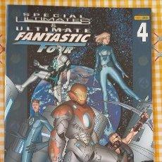 Cómics: SPECIAL ULTIMATES. ULTIMATE FANTASTIC FOUR Nº 4. MARVEL PANINI COMICS 2006. Lote 99943787