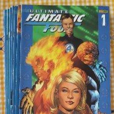 Cómics: ULTIMATE FANTASTIC FOUR NºS 1 AL 7. MARVEL PANINI COMICS. Lote 99944279
