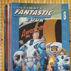 Cómics: ULTIMATE FANTASTIC FOUR NºS 8 AL 13. MARVEL PANINI COMICS. Lote 99945107