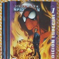 Cómics: ULTIMATE SPIDERMAN NºS 1 AL 5. EDICION ESPECIAL. MARVEL PANINI COMICS. Lote 99945567