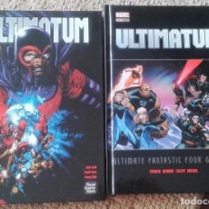 Cómics: LOTE ULTIMATUM FANTASTIC FOUR Y X-MEN. Lote 99971655