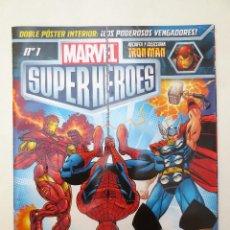 Cómics: MARVEL SUPER HEROES Nº 1 - REVISTAS PANINI 2011. Lote 100172903