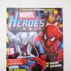 Cómics: MARVEL HEROES Nº 5 - REVISTAS PANINI 2009. Lote 100173315