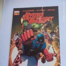 Cómics - Jóvenes Vengadores. Nº 1. Panini Comics. 2006. Marvel comics. Comic - 100193147