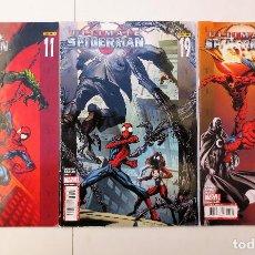 Cómics: ULTIMATE SPIDERMAN V2 - Nº11 , Nº19 Y Nº20 - PANINI COMICS.. Lote 100203455