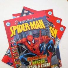Cómics: EL ESPECTACULAR SPIDERMAN - Nº 17 , 20 , 22 , 28 - PANINI REVISTAN 2011. Lote 100206211