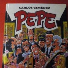 Cómics: PEPE Nº3 (CARLOS GIMÉNEZ) . Lote 100232135
