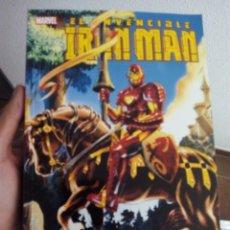 Cómics: IRON MAN DE BRILLANTE ARMADURA. Lote 100235839