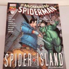 Comics : ASOMBROSO SPIDERMAN VOL 7 Nº 66 : SPIDER-ISLAND PARTE 2 / MARVEL - PANINI. Lote 143274973