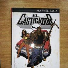 Cómics: CASTIGADOR #7 EL REGRESO DE BARRACUDA (MARVEL SAGA #42). Lote 100715163