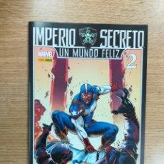 Cómics: IMPERIO SECRETO UN MUNDO FELIZ #2. Lote 100735939