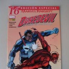 Cómics: LOTE DAREDEVIL MARVEL KNIGHTS EDICIÓN ESPECIAL (NºS 16,17,19,33,37,38 Y 39) VER FOTOS. Lote 101102455
