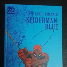 Cómics: SPIDERMAN BLUE - JEPH LOEB Y TIM SALE - CARTONÉ - FORUM - MARVEL. Lote 101131255