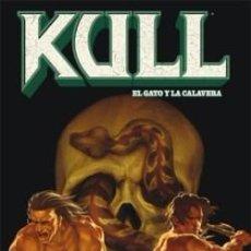 Cómics: KULL Nº 03. EL GATO Y LA CALAVERA (15% DESCUENTO). Lote 180193950