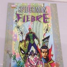 Cómics: SPIDERMAN : FIEBRE MARVEL GRAPHIC NOVEL ¡ ONE SHOT 96 PAGINAS ! MCCARTHY - COOK / PANINI. Lote 101635687