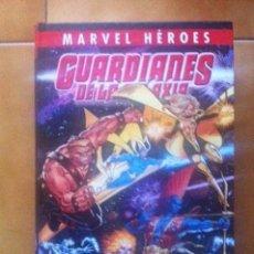 Cómics: MARVEL HÉROES 79 LOS GUARDIANES DE LA GALAXIA 1 - LA BUSQUEDA DEL ESCUDO - JIM VALENTINO - PANINI. Lote 102714835