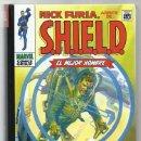 Cómics: NICK FURIA, AGENTE DE S.H.I.E.L.D.: EL MEJOR HOMBRE, MARVEL GOLD 1, 2016, PANINI, IMPECABLE. Lote 103362743