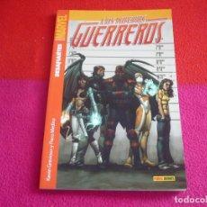 Cómics: LOS NUEVOS GUERREROS 1 DESAFIANTES ( GREVIOUX ) ¡MUY BUEN ESTADO! HEROES MARVEL PANINI. Lote 103405087