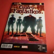 Cómics: LOS 4 FANTASTICOS 93 AÑO 8 EXCELENTE ESTADO PANINI. Lote 103520812