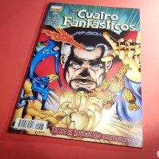 Cómics: LOS 4 FANTASTICOS 98 AÑO 8 EXCELENTE ESTADO PANINI. Lote 103521355