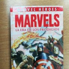 Cómics: MARVELS LA ERA DE LOS PRODIGIOS (MARVEL HEROES COLECCIONABLE #17). Lote 103534519