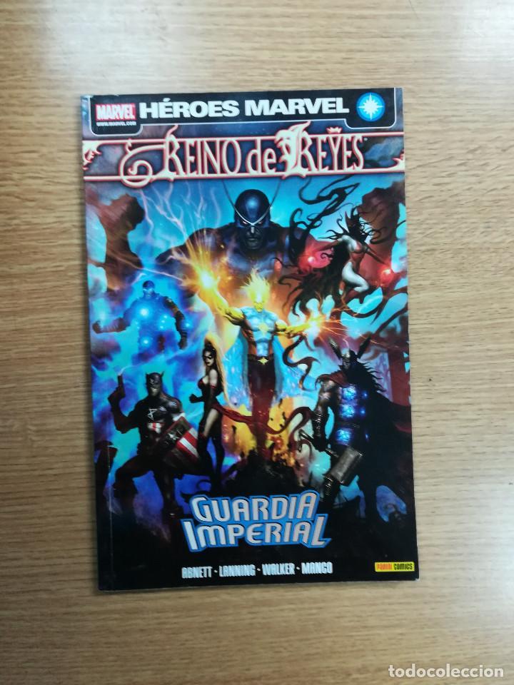 REINO DE REYES GUARDIA IMPERIAL (Tebeos y Comics - Panini - Marvel Comic)