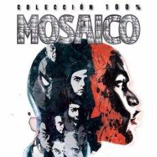 Cómics: 100% MARVEL MOSAICO INTEGRAL - PANINI - THORNE RANDOPLH OLIVERIRA - INHUMANOS. Lote 103615659