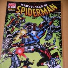 Fumetti: SPIDERMAN MARVEL TEAM-UP VOL. 2 Nº 1, LOS SEÑORES DE LA LUZ Y OSCURIDAD PANINI BIBLIOTECA GOLD ERCOM. Lote 103627095