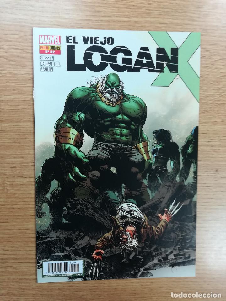 LOBEZNO VOL 5 #82 - EL VIEJO LOGAN #19 (Tebeos y Comics - Panini - Marvel Comic)